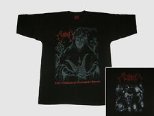 SABBAT - LIVE SABATTICAL HAMAGURI QUEEN T-shirt black (L) NEW, heavy, thrash