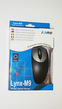 LYNX-M9-P PS/2 MOUSE, RETAIL NEW RETAIL PACKAGE (NIB)
