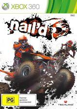 Nail'd *NEW & SEALED* Xbox (Nailed) 360