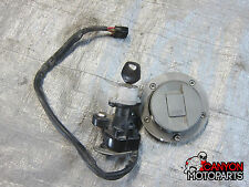04 05 Suzuki GSXR GSX-R 600 750 Lock Set Ignition Tank Key