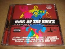 KING OF THE BEATS (2 CDs) GRANDMASTER MELLE MEL SCHOOLY D ERIC B RAKIM BEASTIE