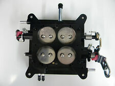 "Holley-QFT-AED CCS Billet Base Plate Assembly 1 11/16"" 650-800 CFM Carburetors"