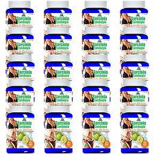 100% Pure Garcinia Cambogia Extract 1000mg Weight Loss 60% HCA Potassium Calcium
