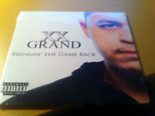 XX Grand (20 Grand) Bringin' The Game back cd SEALED [PA] DJ Damo  L Mac  Krush