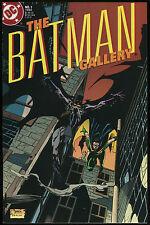 Batman Gallery 1 Comic Dark Knight Frank Miller Todd McFarlane Neal Adams art
