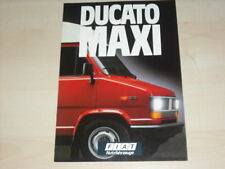 24328) Fiat Ducato Maxi Prospekt 199?
