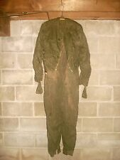 WWII US Army Air Force Electrically Heated Flight Suit Type F-3