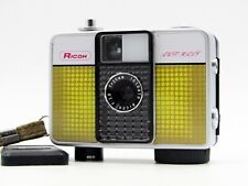 【RARE!! N.MINT】 Ricoh Auto Half E 35mm half frame Golden Yellow From JAPAN #s259