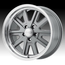 American Racing VN527 427 Mono Cast Mag Gray 17x7 5x4.75 0mm (VN52777034400)
