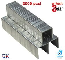 2000PC Staples Good Quality New 12mm Gun Staple Appox Size: 11.3 x 1.2 x 12mm