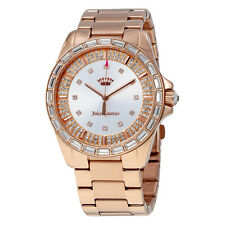 Juicy Couture Charlotte White Dial Ladies Watch 1901367