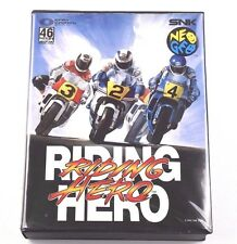 Rinding Hero NeoGeo SNK AES Japan V/Good