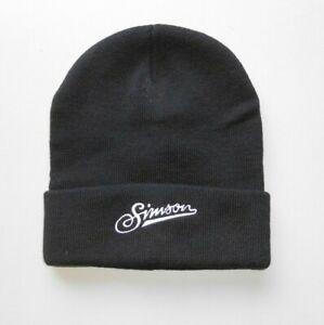 Mütze Wintermütze Wollmütze Beanie Simson Schwalbe Star S50 S5 SR1 Kult Habicht