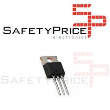 6 x Regulador tension L7810CV LM7810 7810 10V 1,5A - VOLTAGE REGULATOR TO-220