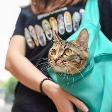 Outdoor Travel Pet Dog Cat Carrier Sling Bag Adjustable Sling Shoulder Pouch Bag