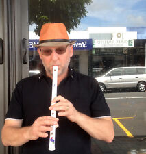 Tui, Alto-G Penny Whistle, handcrafted by Takahe Flutes