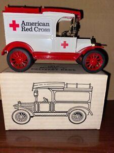 ERTL American Red Cross 1913 Ford Model T 1/25 Scale NEW #9294UA