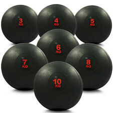 MEDICINE SLAM DEAD BALLS 7PC SET 3KG 4KG 5KG 6KG 7KG 8KG 10KG CROSSFIT STRENGTH