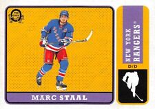 18/19 O-PEE-CHEE OPC RETRO #446 MARC STAAL RANGERS *56224