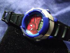 Child's Spiderman Digital Watch **Cute** B22-338