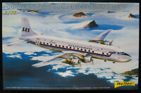 Heller 80315 - DOUGLAS DC-6B Super-Cloudmaster SAS - 1:72 - Flugzeug Bausatz Kit