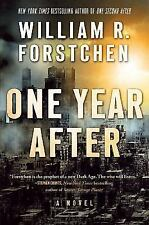 One Year After by William R. Forstchen (2015, Hardcover)