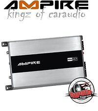 Ampire mbm100.4 2G 4 CANALI AMPLIFICATORE 400watt rms NUOVO