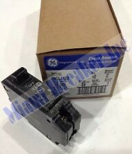 GE GENERAL ELECTRIC THQL1120 NEW CIRCUIT BREAKER 1 POLE  20 AMP 240V (Box Of 10)