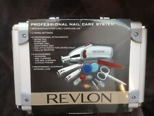 Revlon Professional Nail Care System – unopened gift with carry case
