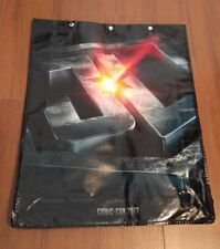 SDCC 2017 JUSTICE LEAGUE Comic Con Swag Tote Bag/Backpack DC Batman/Superman