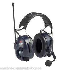 3M Peltor MT7H7A4410-EU Litecom Plus Headband Headset PMR 446MHz Brand New