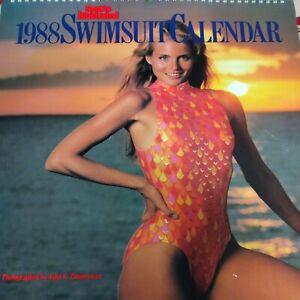 1988 Sports Illustrated Swimsuit Calendar. Extra large Sized Unused