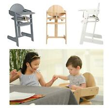 More details for safetots grow with me premium multi height deluxe wooden high chair