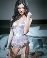 New Coquette SB586 Bustier And G-String Set
