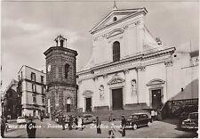 TORRE DEL GRECO - PIAZZA S.CROCE - BASILICA PONTIFICIA (NAPOLI) 1965
