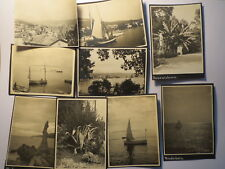 Abbazia - 1930 - 9x Foto Kroatien