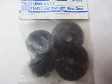 Tamiya 53401, TB-01/TB01 Lightweight Ring Gear. NIP