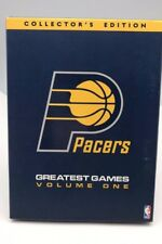 Pacers - Greatest Game Vol. 1: Collector's Edition (DVD) Like New