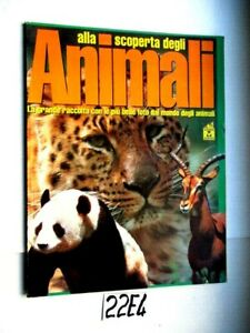 ALLA SCOPERTA DEGLI ANIMALI ANNO 9 N° 5 MASTERS EDIZIONI CON 13 FIGURINE (22E4)