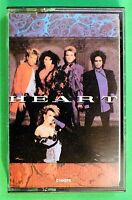 Heart Self Titled Cassette 1985 Capital Records What About Love These Dreams