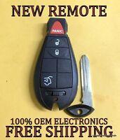 NEW 08 09 10 JEEP GRAND CHEROKEE COMMANDER KEYLESS REMOTE FOB FOBIK 05026308