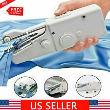 Smart Mini Electric Tailor Stitch Hand-held Sewing Machine Home Travel Best Gift