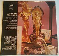 Darius Milhaud Le Carnival D´Aix Carl Seemann Ulrich Koch Vox Candide Stereo