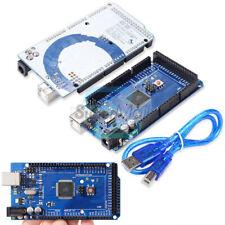 1X MEGA 2560 R3 ATMEGA16U2 ATMEGA2560-16AU Board + USB Cable For Arduino
