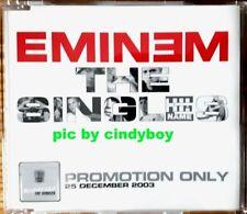 Eminem The Singles 2003 Japan Promo CD ULTRARARE 11 track Japanese SIC-1139 !!!