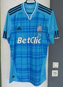 Maillot Olympique de Marseille 2010/2011 M - OM 11 shirt