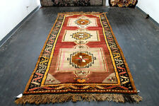 12X5 Exquisite Mint Antq Hand Knotted Vegetable Dye Tribal Sheerazz Oriental Rug