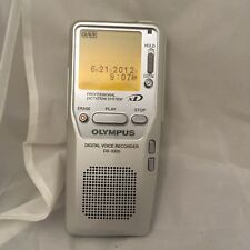 Olympus Digital Voice Recorder DS-3300 Handheld Pro Dictation System No XD Card