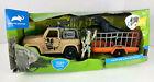 Animal Planet Rescue Excursion Safari Playset ~ Black Panther ~ Toys R Us ~ DESC