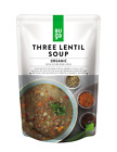 MRE Organic Ready To Eat Instant Soup Meal Pouches Variety Vegan Friendly